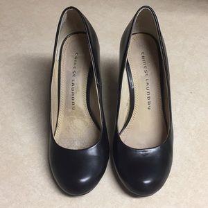Chinese Laundry Black Heels